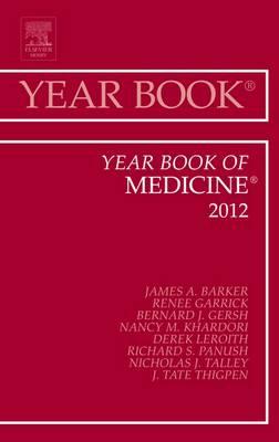 Year Book of Medicine 2012 - Year Books 2012 (Hardback)