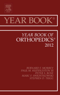 Year Book of Orthopedics 2012 - Year Books 2012 (Hardback)