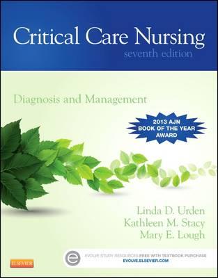 Critical Care Nursing: Diagnosis and Management (Paperback)