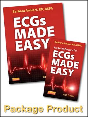 ECGs Made Easy - Book and Pocket Reference Package (Paperback)