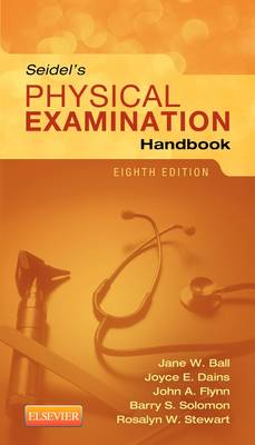 Seidel's Physical Examination Handbook (Paperback)