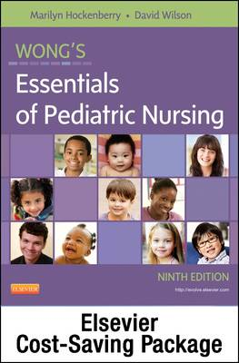Wong's Essentials of Pediatric Nursing - Text and Simulation Learning System Package (Paperback)