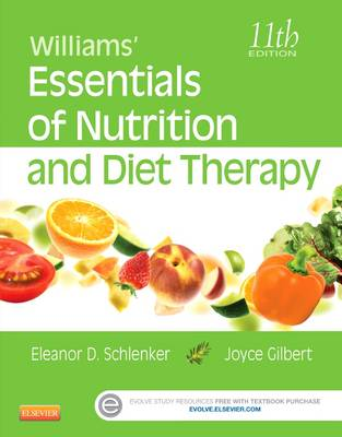 Williams' Essentials of Nutrition and Diet Therapy (Paperback)