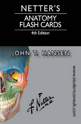 Netter's Anatomy Flash Cards: with Online Student Consult Access - Netter Basic Science