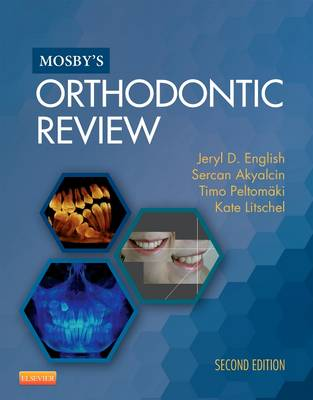 Mosby's Orthodontic Review (Paperback)