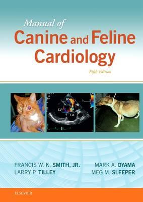Manual of Canine and Feline Cardiology (Hardback)