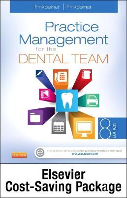 Practice Management for the Dental Team - Text and Workbook Package (Spiral bound)