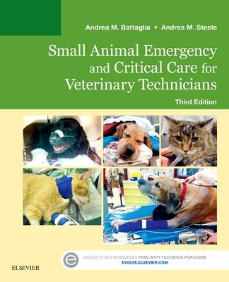 Small Animal Emergency and Critical Care for Veterinary Technicians (Paperback)