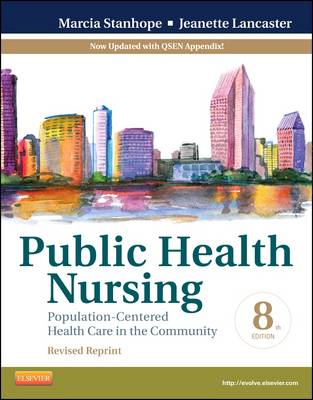 Public Health Nursing: Population-centered Health Care in the Community (Paperback)