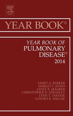 Year Book of Pulmonary Diseases 2014 - Year Books (Hardback)