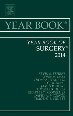 Year Book of Surgery 2014 - Year Books (Hardback)