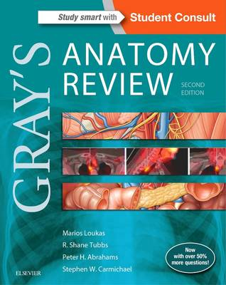Gray's Anatomy Review: with STUDENT CONSULT Online Access - Gray's Anatomy (Paperback)