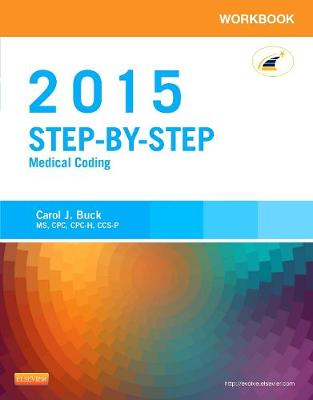 Workbook for Step-by-Step Medical Coding 2015 (Paperback)