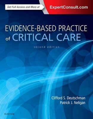 Evidence-Based Practice of Critical Care (Paperback)