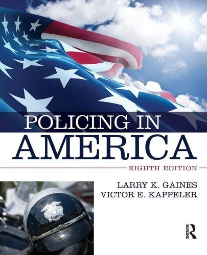 Policing in America (Paperback)