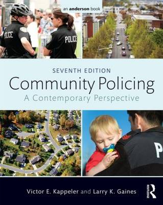 Community Policing: A Contemporary Perspective (Paperback)