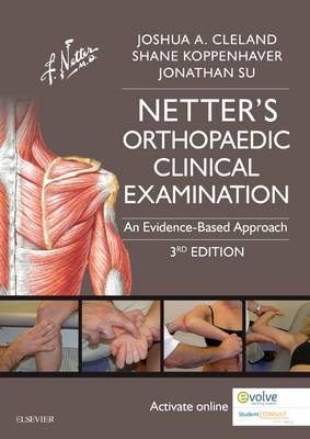 Netter's Orthopaedic Clinical Examination: An Evidence-Based Approach - Netter Clinical Science (Paperback)