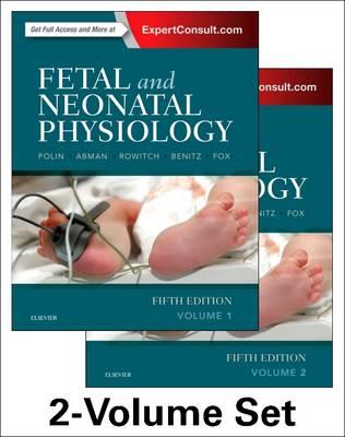 Fetal and Neonatal Physiology, 2-Volume Set (Hardback)