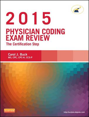 Physician Coding Exam Review 2015: The Certification Step (Paperback)