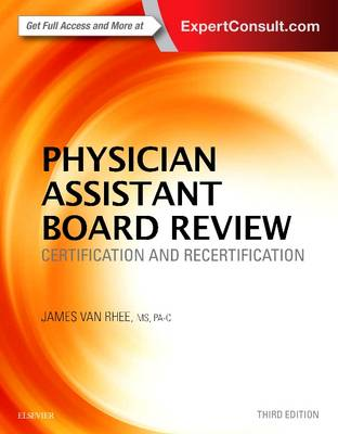 Physician Assistant Board Review: Certification and Recertification (Paperback)