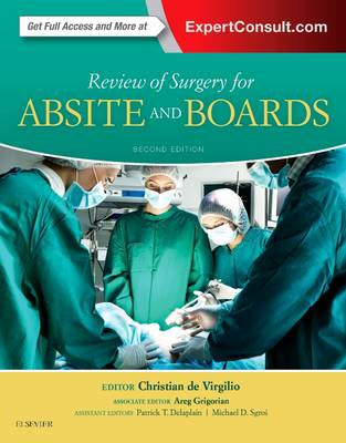Review of Surgery for ABSITE and Boards (Paperback)
