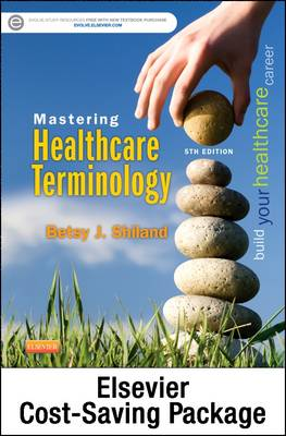 Medical Terminology Online for Mastering Healthcare Terminology (Access Code) with Textbook Package (Spiral bound)