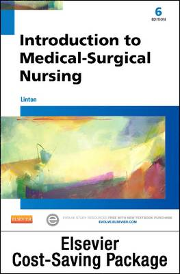 Introduction to Medical-Surgical Nursing - Text and Virtual Clinical Excursions Online and Print Workbook Package (Hardback)