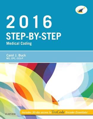 Step-by-Step Medical Coding 2016 (Paperback)