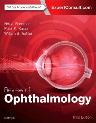 Review of Ophthalmology (Paperback)