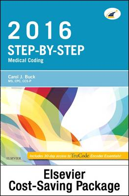Step-by-Step Medical Coding 2016 Edition - Text and Workbook Package (Paperback)