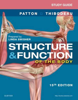 Study Guide for Structure & Function of the Body (Paperback)