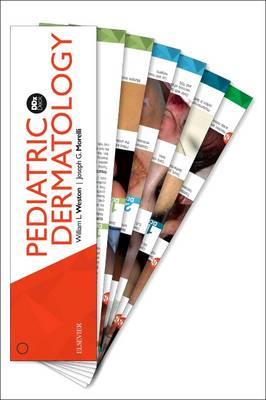 Pediatric Dermatology DDX Deck (Paperback)