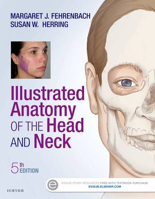 Illustrated Anatomy of the Head and Neck (Paperback)
