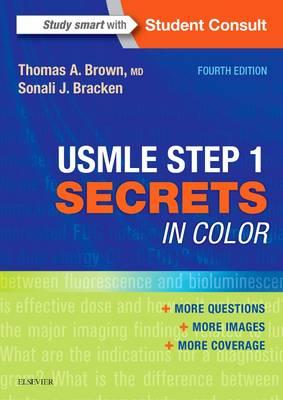 USMLE Step 1 Secrets in Color - Secrets (Paperback)