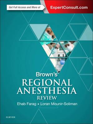 Brown's Regional Anesthesia Review (Paperback)