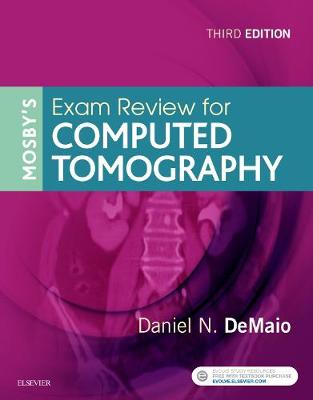 Mosby's Exam Review for Computed Tomography (Paperback)