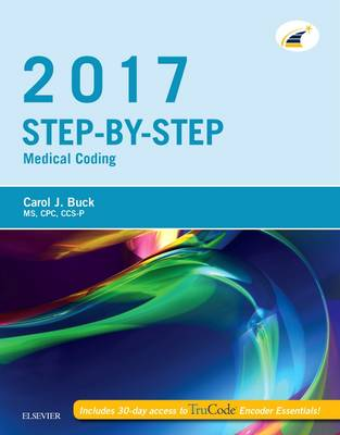 Step-by-Step Medical Coding, 2017 Edition (Paperback)
