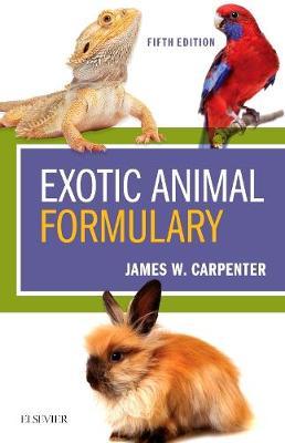 Exotic Animal Formulary (Paperback)