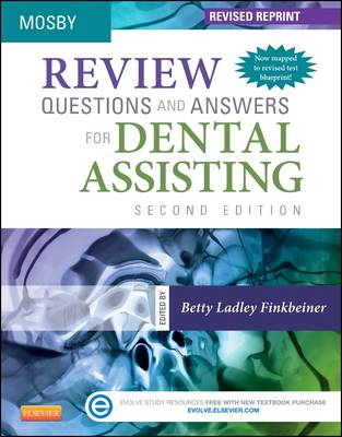 Review Questions and Answers for Dental Assisting - Revised Reprint (Paperback)