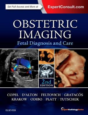 Obstetric Imaging: Fetal Diagnosis and Care - Expert Radiology (Hardback)