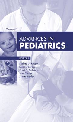 Advances in Pediatrics 2016 - Advances 2016 (Hardback)