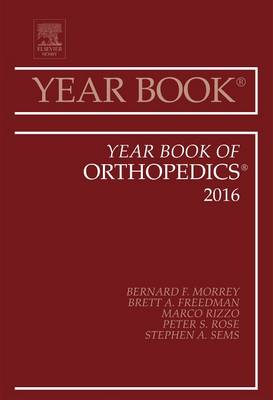 Year Book of Orthopedics 2016 - Year Books 2016 (Hardback)
