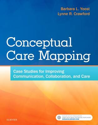 Conceptual Care Mapping: Case Studies for Improving Communication, Collaboration, and Care (Paperback)