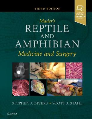 Mader's Reptile and Amphibian Medicine and Surgery (Hardback)