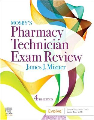 Mosby's Review for the Pharmacy Technician Certification Examination (Paperback)