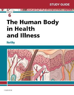 Cover Study Guide for The Human Body in Health and Illness