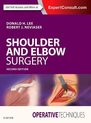Operative Techniques: Shoulder and Elbow Surgery - Operative Techniques (Hardback)