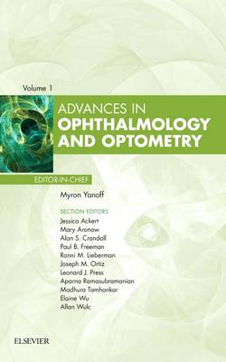 Advances in Ophthalmology and Optometry - Advances 2016 (Hardback)