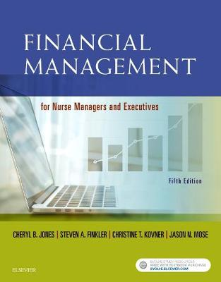 Financial Management for Nurse Managers and Executives (Paperback)