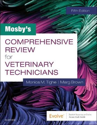 Mosby's Comprehensive Review for Veterinary Technicians (Paperback)